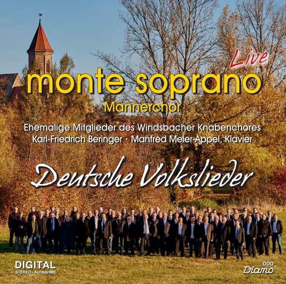 CD Volkslieder